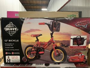"Huffy Cars boys bike 12"" for Sale in La Mirada, CA"