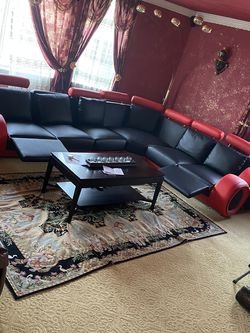 Leather Couch Sectional for Sale in Mountain View,  CA
