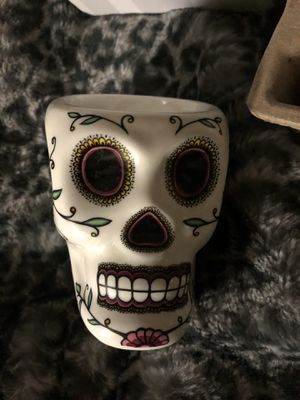 Scentsy La Calavera Wall Plug In Wax Warmer!! for Sale in Huntington Beach, CA