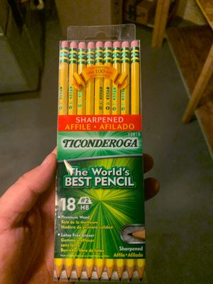 The Worlds Best Pencil for Sale in Bloomington, IL