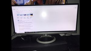 """29"""" Ultra-wide monitor for Sale in Los Angeles, CA"""