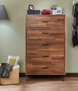 JUST $50 DOWN Deos wood bedroom chest for Sale in Miami, FL