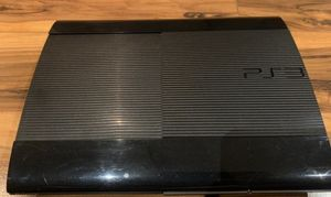 Playstation 3 and 32in t.v for Sale in Marksville, LA