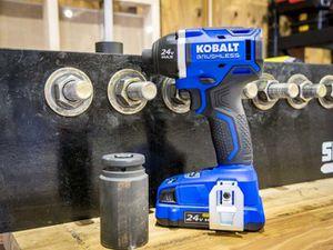 Kobalt 24V Impact Bundle for Sale in Escondido, CA