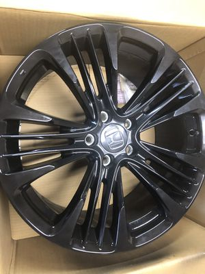 "OEM Black ""19 Honda Accord Rims for Sale in Upland, CA"