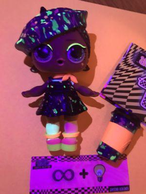 "Lol doll lights glitter series ""drip drop"" (ultra rare) for Sale in Portland, OR"