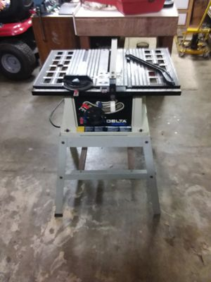 Table Saw for Sale in Gilroy, CA