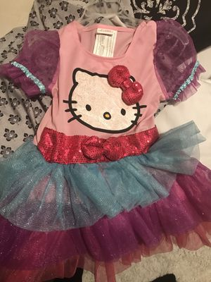 Hello Kitty Halloween Costume for Sale in Lehigh Acres, FL