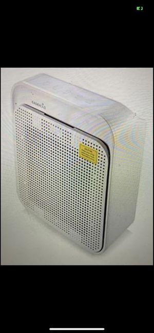Air purifier with HEPA filter, home air cleaner with 3 mode filtration for Sale in St. Louis, MO