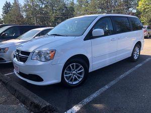 2016 Dodge Grand Caravan for Sale in Lakewood, WA