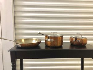 Professional set of Pots and Pans for Sale in Fort Lauderdale, FL