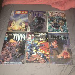 Comic Books Mint Condition for Sale in Albuquerque,  NM