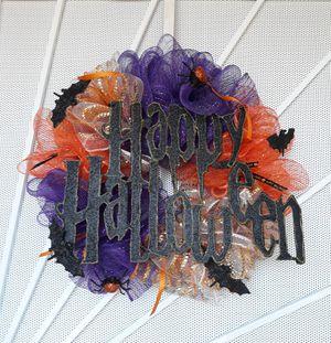 Wreath Halloween for Sale in Laveen Village, AZ