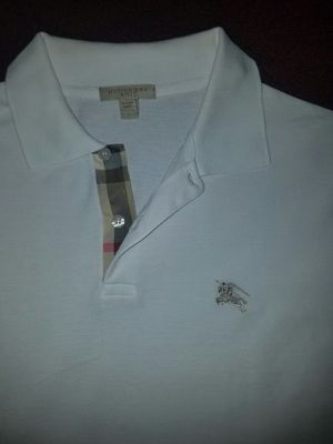 BURBERRY MEN POLO for Sale in Denver, CO