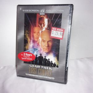 Star Trek: First Contact Special Colletor's Edition 2 DVD Set for Sale in Beaumont, TX