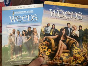 WEEDS - Seasons 1 & 2 ( mint condition) $5 for Sale in Pasadena, CA