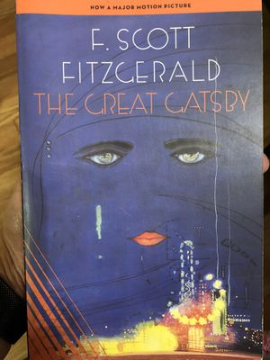 The Great Gatsby with Notes for Sale in Palos Heights, IL