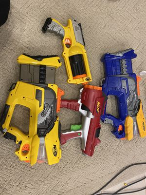 Nerf guns and more for Sale in Niles, IL