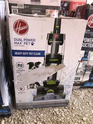 New Hoover heavy duty pet clean for Sale in Dallas, TX