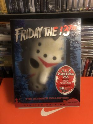 Friday The 13th Ultimate Collection for Sale in Brooklyn, NY