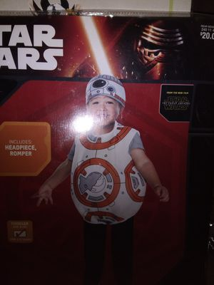 Little boys Halloween costume for Sale in Marlow Heights, MD