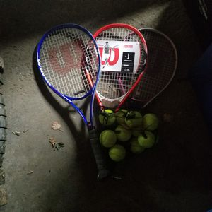 New Tennis rackets/balls for Sale in Brooklyn, OH