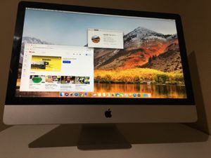 Apple iMac Computer Screen 27 inches Intel i5 8GB 1TB for Sale in Anaheim, CA