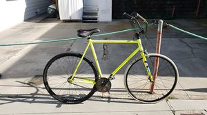 Fixed gear cyclocross bar bike xl frame for Sale in Newport Beach, CA
