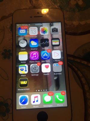Iphone5 unlock for Sale in Silver Spring, MD