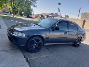 Honda civic 1995 for Sale in Salt Lake City, UT