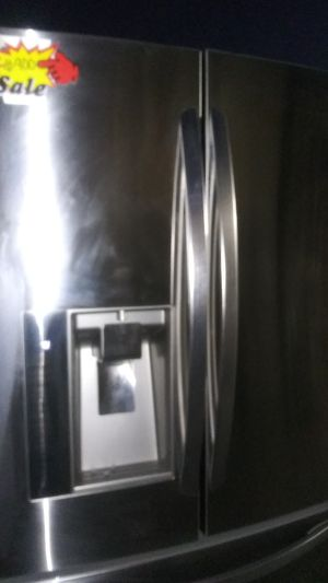 Lg French Door Stainless Refrigerator for Sale in Wildomar, CA