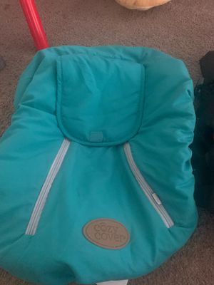 Car seat cover, infant carrier for Sale in Oxon Hill, MD