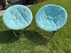 Saucer chairs for Sale in Kerman, CA