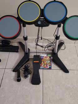 Xbox One Kinect..360 Kinect..Xbox Drums Sit . for Sale in Hollywood,  FL