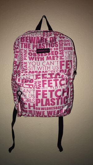 Mean girls backpack for Sale in Las Vegas, NV