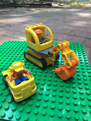 Large lot of LEGO Duplo blocks. for Sale in Newport News, VA