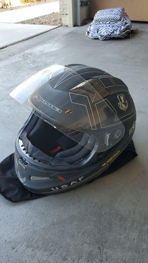 USAF motorcycle helmet for Sale in Las Vegas, NV