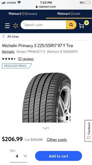 Brand New Michelin Tire for Sale in Turlock, CA