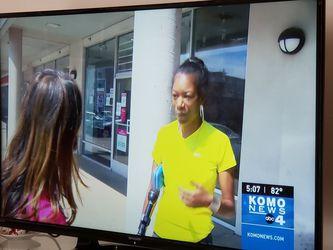 "Sharp Tv 40"" Inch Full HD TV for Sale in Seattle, WA"