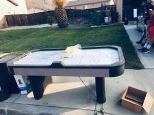 Air hockey table for Sale in Moreno Valley, CA