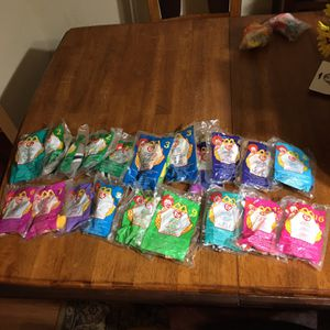 1999 unopened beanie baby collectibles for Sale in Milton, FL