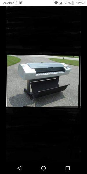 "44"" HP DesignJet T790 (CR649A) Large-Wide-Format Inkjet Plotter Printer GOOD! for Sale in Wimauma, FL"