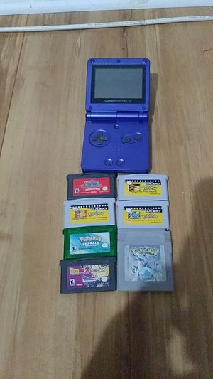 Nintendo game boy advance sp. for Sale in Adelphi, MD
