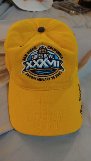 Brand new hat bought at Super Bowl 42 game in San Diego for Sale in St. Petersburg, FL