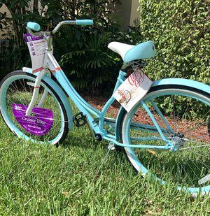 "Schwinn Women's Legacy 26"" Cruiser Bike- Blue/White for Sale in Doral, FL"
