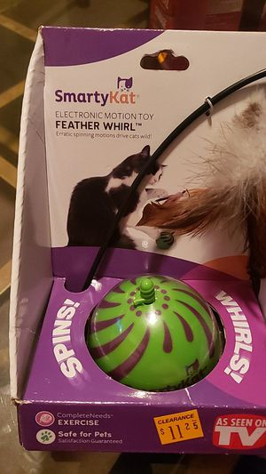 Electronic cat toy!! for Sale in Dallas, TX