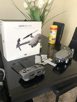 Brand New DJI Mavic 2 Zoom 4K Drone Fly More Kit VR Goggles & More ! for Sale in Glendale, AZ