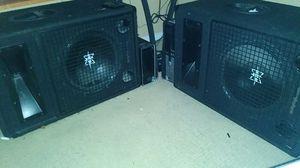 DJ Speakers for Sale in Santa Ana, CA