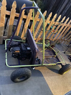 2 seater go kart predator 212cc for Sale in Sacramento, CA