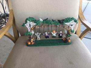 Halloween decoration monsters swing set ( Item 1 ) for Sale in Elk Grove, CA